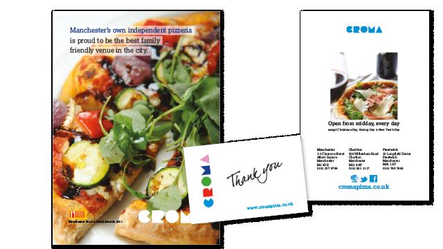Croma restaurants menus