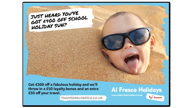 Al Fresco Holidays May
